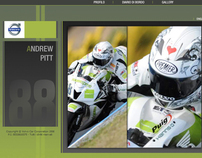Andrew Pitt Website for Volvo