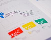 Centre Pompidou Rebrand Proposal