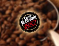 Caffè Vergnano -Espresso 1882® Advertising