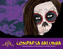 Revista comparsa Balumba
