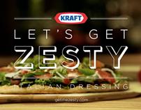 Kraft Zesty - Case Study