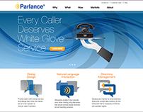 Parlance Website