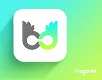 Blagodel Blog&App logo
