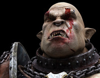 TWO WORLDS 2 CINEMATIC ORC