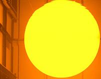 Tate Modern - Sun