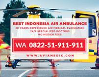 WA 0822-51-911-911 - Charter Medical Flights