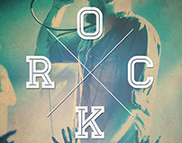 Rock Flyer / Poster 8