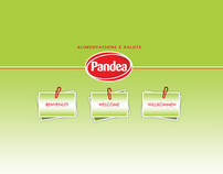 Pandea Website