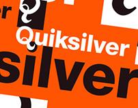 New Quiksilver Identity