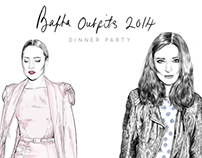Bafta Outfits