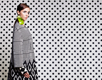 Fashion Editorial: Dots of Interest For Solis Magazine
