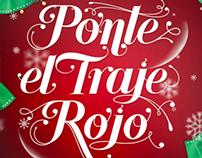 Ponte El Traje Rojo - Vivaaerobus & Coca-Cola