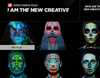 I AM THE NEW CREATIVE video