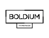 Boldium Typeface