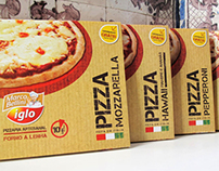 Marco Bellini Pizzas Packaging