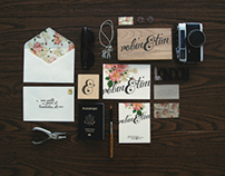 Robin & Tim Wedding Invite