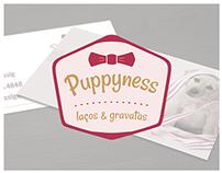 Puppyness - laços & gravatas