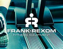 Frank Rexom Fitness, Cardiff - Logo Design