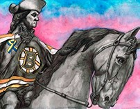 Paul Revere Boston Bruins