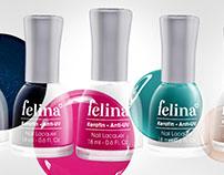 Felina – Rebranding & Visual Development