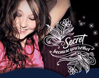 Secret - Because You're Hot - Homepage Feature