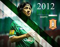 BGFC HNY 2012 Postcard