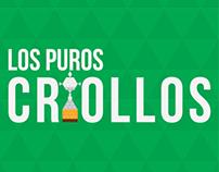 Andrés Escobar - Los puros criollos