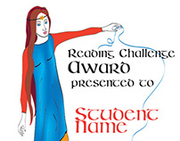 Reading Challenge Award