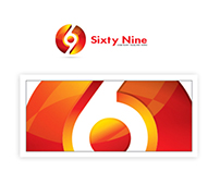 Sixty Nine Logo Template