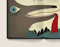 Caperucita Roja | Ilustración