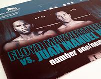 Floyd Mayweather Jr. vs. Juan Manuel Marquez Invite