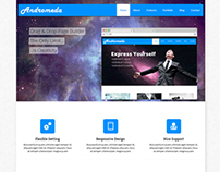 Andromeda - Multipurpose Theme With Page Builder