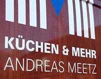 Autobeschriftung Schreinerei Meetz / Car lettering