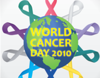 World Cancer Day Cover Illustration