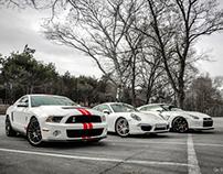 Shelby / 911 / GTR