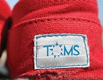 Kids Shoe Rebranding