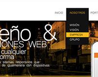 WSP Diseño Sitio Web