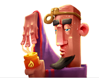 Alchemist's Workshop – social casino slots game