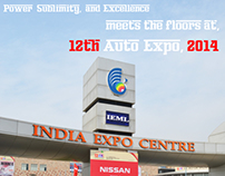 12th Auto Expo 2014, The Motor Show