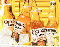 Gráfica Corona • Stadium Bar - Terrazas de Mall Plaza