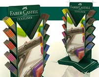 Faber Castell Counter Top Unit