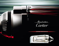 Cartier Roadster | Campaign
