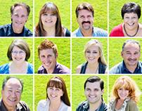 Staff Photos: The Bridge Church