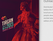 Tirgan festival 2013