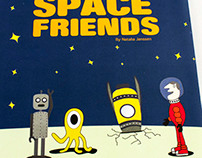 Arnolds Space Friends