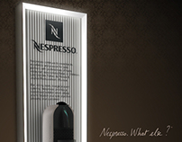 Nespresso Wall Unit