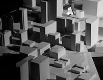 Downtown Los Angeles volume model