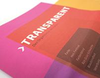 Fachzeitung Transparent