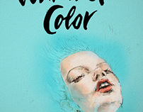Blue is the warmest color / poster