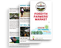 Forsyth Farmers' Market Website Retool